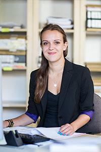 Justine Stebner